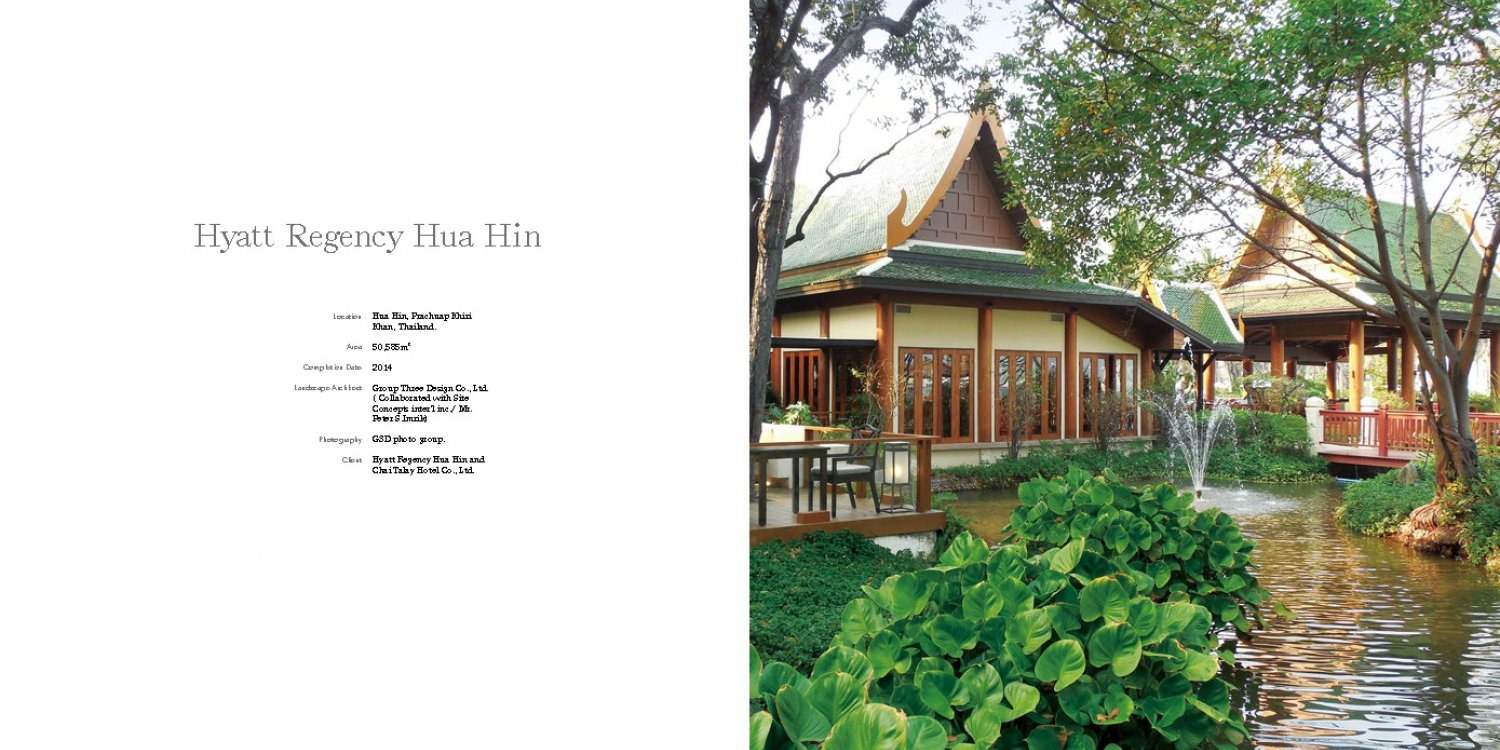 'Hyatt Regency Hua Hin' was published on 'Modern Thai Resort'