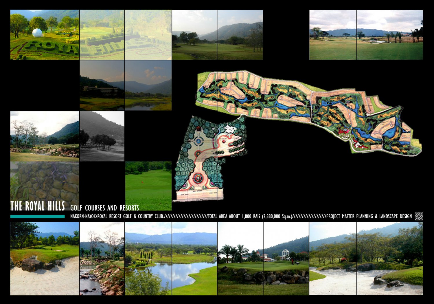 The Royal Hills Golf Courses & Resorts