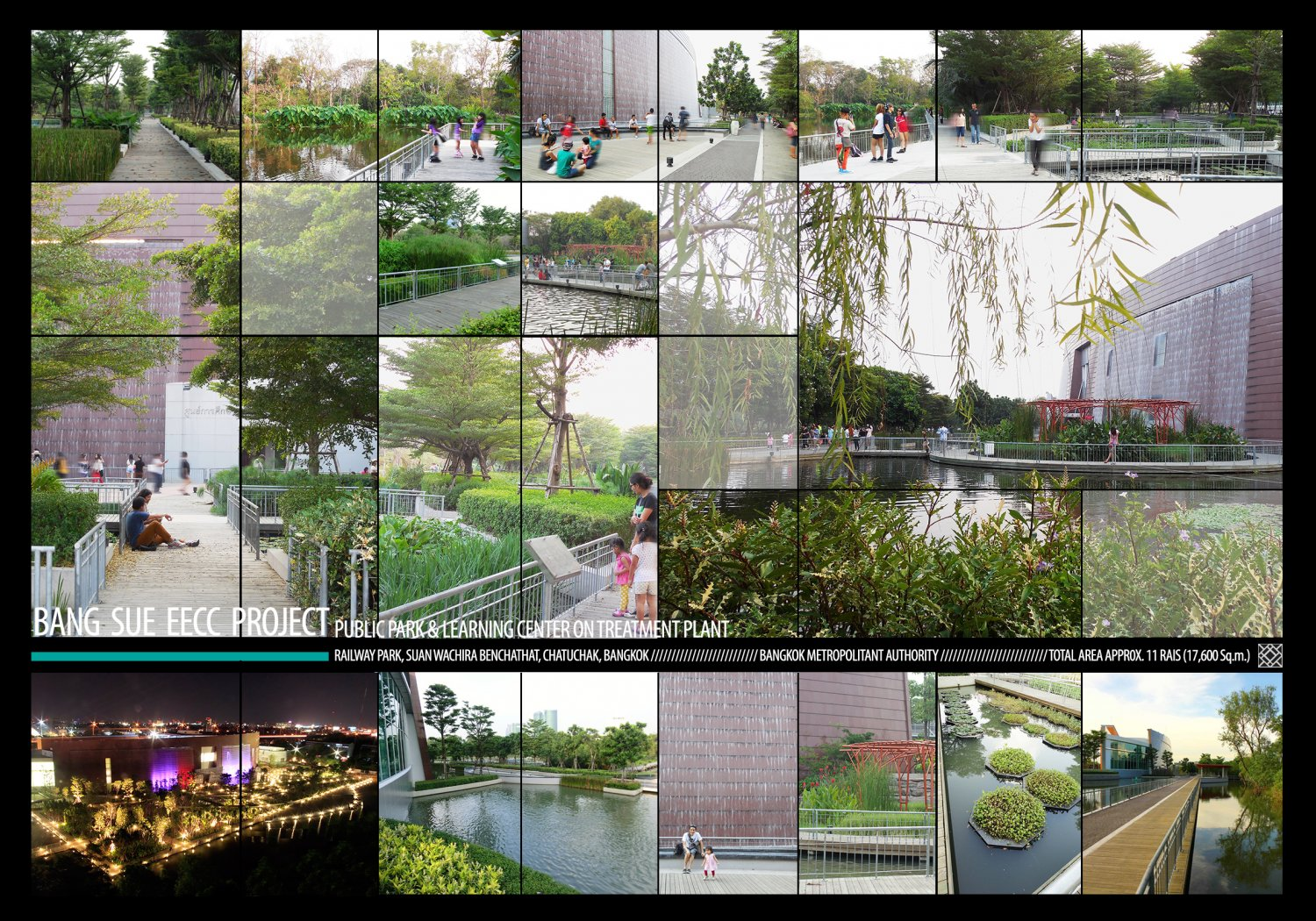 Bangsue Environmental Education and Conservation Center Project